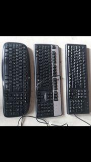 PC Tastaturen