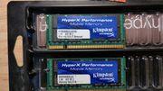 Kingston PC2-6400 Arbeitsspeicher 4GB 800