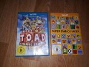 wii u Spiele toad Mario