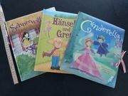 3 Märchenbücher