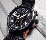 Jean Marcel Herren-Armbanduhr Palmarium Automatik