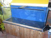 Aquarium 450 L mit Unterschrank