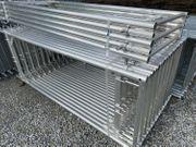 Gerüst 72qm Baugerüst Fassadengerüst Alugerüst