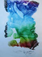 gewaschener regenbogen