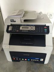 Brother Drucker MFC 9120 NC
