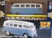 Volkswagen Van Samba Bus Bully