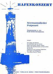 Hafenkonzert 8 Seemannslieder-Potpourri u a