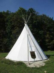 Innenzelt für Indianisches Tipi Zelt