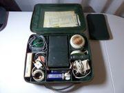 Protona Minifon P55L im Koffer