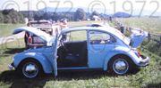 VW Käfer 1302 1303 in