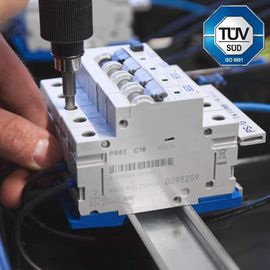 Bild 4 - Baustromverteiler TD-S FI 1x16A 2x230V - Kitzingen