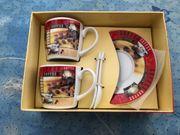 Kaffee Espresso Set
