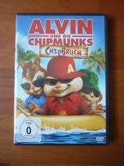 DVD Alvin und die Chipmunks