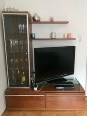 Glasablage für Fernseher
