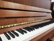 Petrof Klavier Neu - Europäische Fertigung