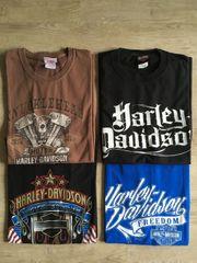 Harley Davidsion T-Shirts 4x Größe