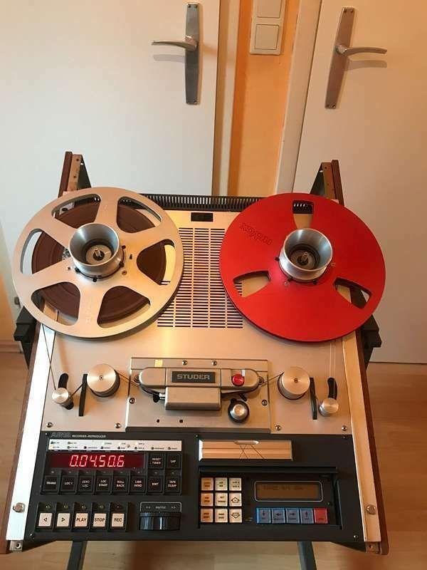 Studer A812 MK2 Bandmaschine