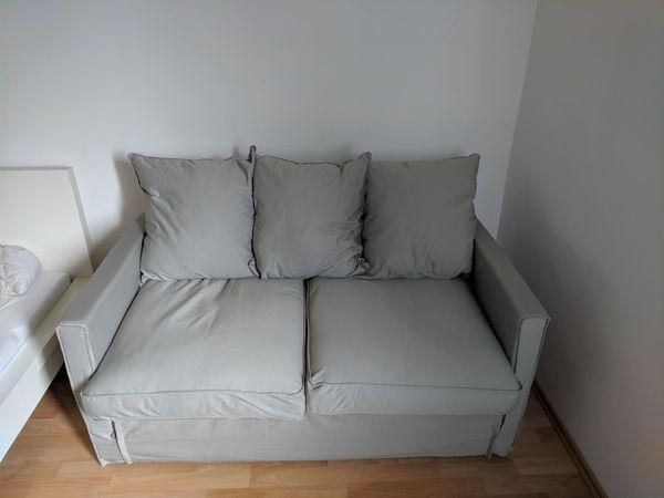Schlafsofa In Grau Harnosand Ikea In Munchen Ikea Mobel Kaufen Und