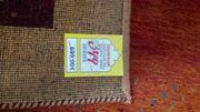 Handgeknüpfte Gabbeh Teppiche Indien 140x200cm