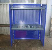 Stabile Metallregale für Garage oder
