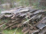 Altholz Abbruchholz Brennholz Holz ZU