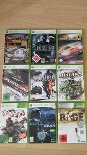 Xbox360-Spiele