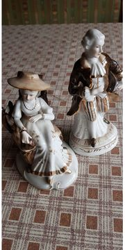 2 Porzellanfiguren