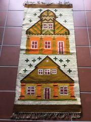Dekorativer Wandteppich Kelim