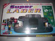 Ladegerät für alkaline Batterien