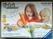 Tiptoi Starter-Set Stift und Buch