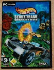 CD-ROM - Hot Wheels Stunt Track Challenge -
