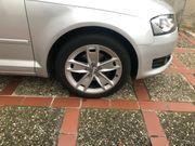 Audi A3 Orginal Felgen