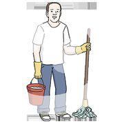 Leiharbeiter sucht Vollzeitstelle als Helfer
