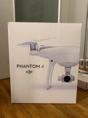 Dji Phantom 4 neu Kamera-Drohne