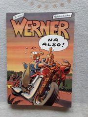 Brösel Werner Comic
