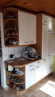 Alno Küche weiß