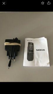 Nokia C2-05 Ladekabel schwarz guter