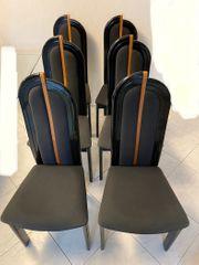 6 Designer Stühle TONON Lack