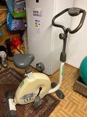 Hometrainer- Fahrrad