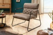 NEU Sessel Mustang Lounger antik