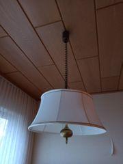 Wohnzimmerlampe Hängelampe höhenverstellbar