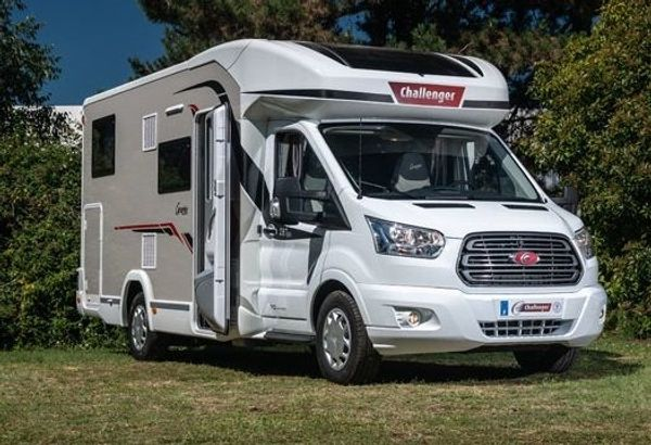 Wohnmobil Challenger 287GA Mageo Premium