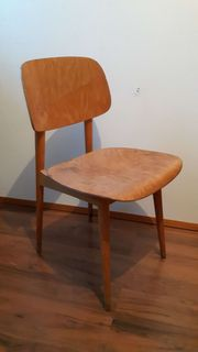 Stuhl 2x Original 70er Jahre