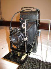 historische Certonet XIV Rollfilm Kamera