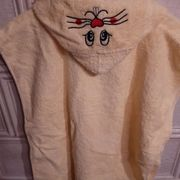 Frottee KinderPoncho
