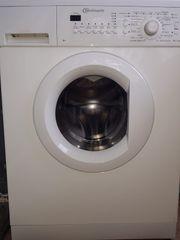 sehr gut gepflegte Waschmaschine von
