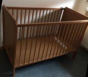 Babybett Ikea inkl Matratze