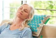 Heimbehandlung von Rücken Bandscheiben Wirbeln