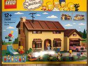 LEGO SIMPSONS HAUS 71006 OVP