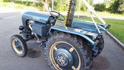 Traktor Grunder Sachsmotor
